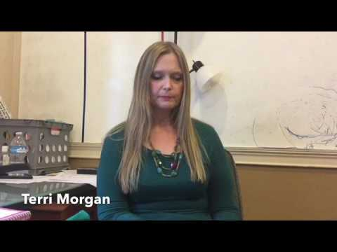 Coosa Valley News Person of the Week - Terri Morgan
