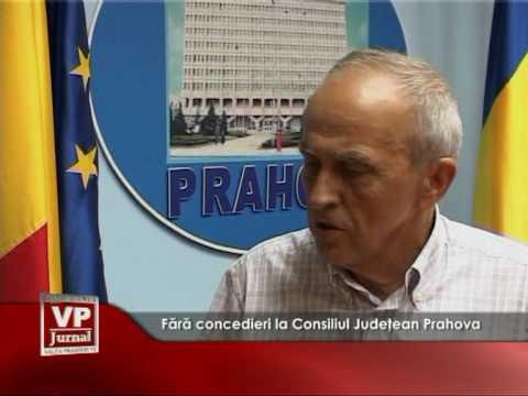 Fara concedieri la Consiliul Judetean Prahova