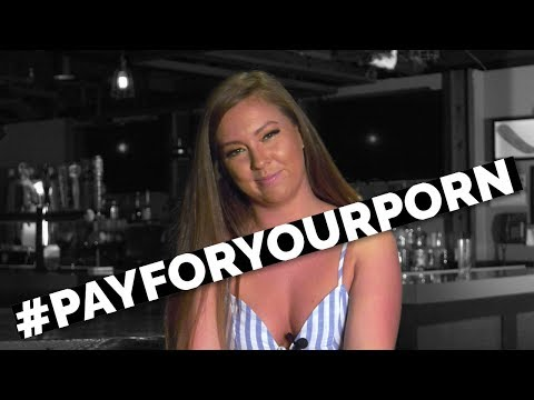 #P4YP PSA With Adult Film Star Maddy O'Reilly