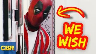 10 Post Credit Scenes You Wanted To See Deadpool In
