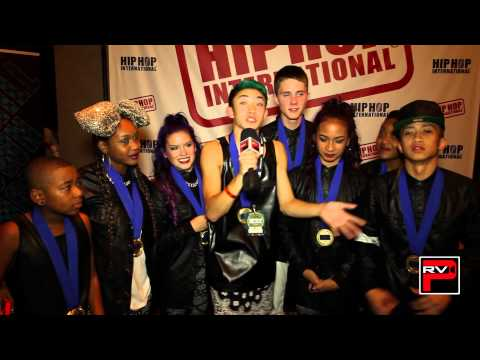 2014 HHI USA Finals - USA Gold Medal Winner Prophecy of Suisun, CA