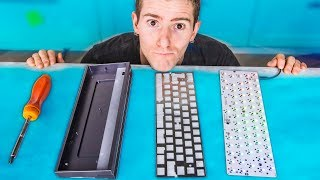 Can You Build Your OWN Mechanical Keyboard??