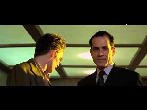 Gattaca (1997)- Vincent becomes Jerome