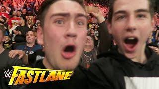 Nonton WWE Fastlane 2017 ROW 3 (Milwaukee, WI) | Brandon Hodge Vlog #47 Film Subtitle Indonesia Streaming Movie Download