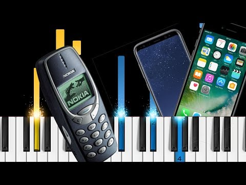 Video Cell phone ringtones on piano - Nokia, iPhone, Android - Ringtones Piano Tutorial download in MP3, 3GP, MP4, WEBM, AVI, FLV January 2017