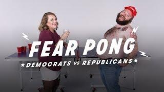 Video Democrats & Republicans Play Fear Pong (Chelsea vs. Tom)   Fear Pong   Cut MP3, 3GP, MP4, WEBM, AVI, FLV Oktober 2018