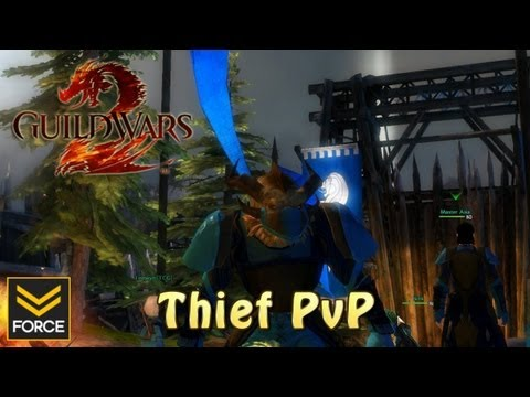 Guild Wars 2 – Thief PvP (Gameplay)