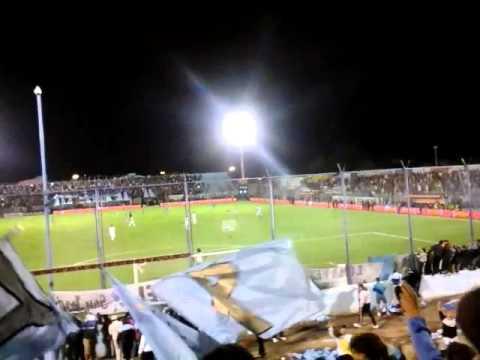 HINCHADA DE TEMPERLEY VS QUILMES (ULTIMO MINUTO) 2016 - Los Inmortales - Temperley - Argentina - América del Sur