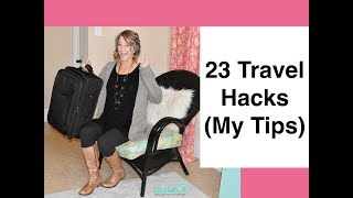 Video 23 Travel Hacks (Airplane Tips) MP3, 3GP, MP4, WEBM, AVI, FLV Juli 2019
