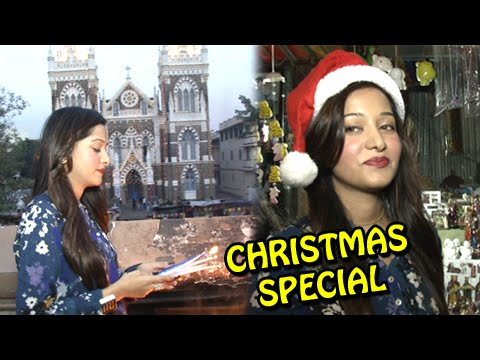 Christmas Special: Preetika Rao Celebrates Christm