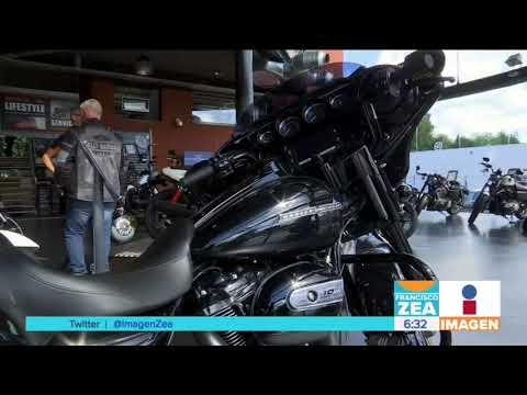 ¡Harley-Davidson retira parte de su producción de Estados Unidos!   Noticias con Francisco Zea
