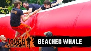 Tough Mudder | Beached Whale | 2015 Obstacles - YouTube
