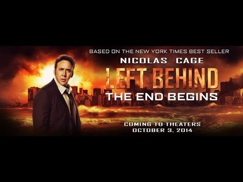 Left Behind Trailer