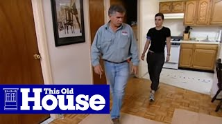 How to Install Vinyl Flooring | Ask This Old House