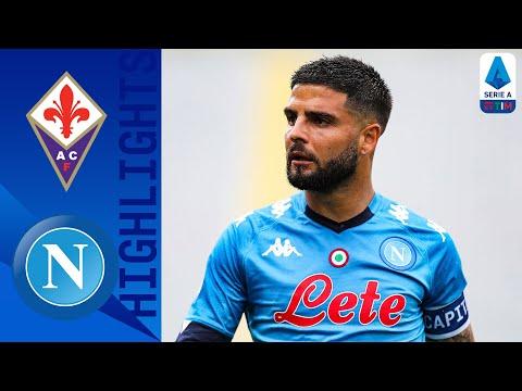 Fiorentina 0-2 Napoli | Napoli Win Sees Them Move Back Into Top Three! | Serie A TIM