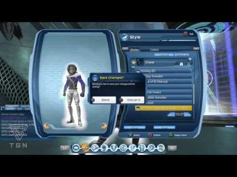 Dcuo – FoS Survival Mode Chest Style!