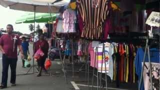 Bidor Malaysia  city images : ตลาด Bidor Ipoh Malaysia