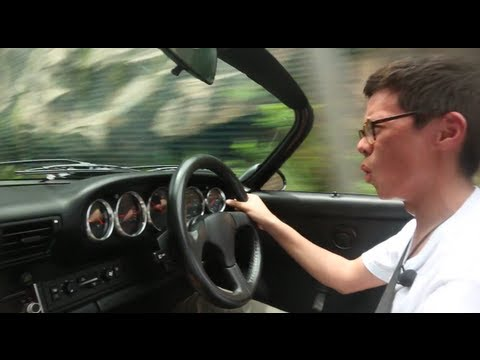 Aerial Shots - In this video, Kai challenges Graham Uden - who has 15-years experience in aerial photography - to take photos of him driving in a Porsche 964 Speedster from...