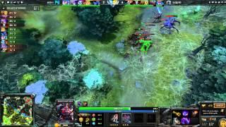 [#018] Nex Impetus vs Team Liquid - Pool A The Defense 3 - DOTA 2 FR
