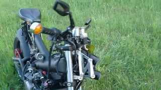 8. SACHS MADASS  125cc HONDA Engine / SUPER MOTO Toples / part.1