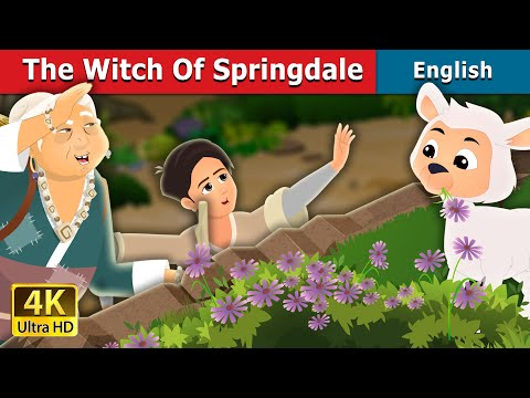 The Witch of Springdale Story in English | Stories for Teenagers | English Fairy Tales