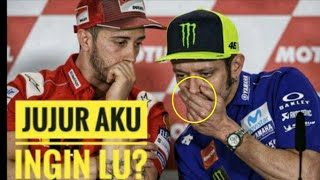 Video Berita MotoGP: Andrea Dovizioso Ternyata Inginkan Ini dari Valentino Rossi MP3, 3GP, MP4, WEBM, AVI, FLV Juli 2018