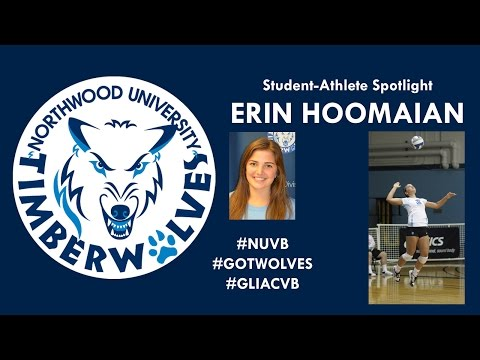 Student-Athlete Spotlight - Erin Hoomaian
