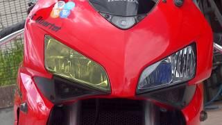 10. Spec-Aレーシングサウンドを���� 2004 HONDA CBR1000RR Fireblade ホンダ・CBR1000RR ファイヤーブレード YAMAMOTOレーシング
