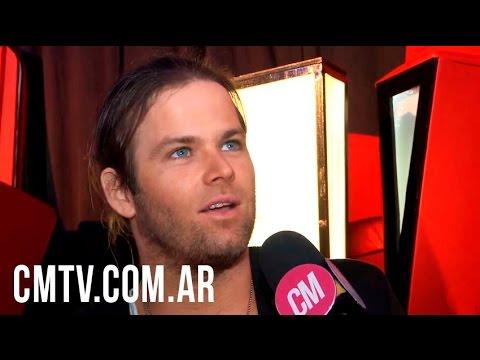Benjamín Amadeo video Entrevista CM - Septiembre 2016