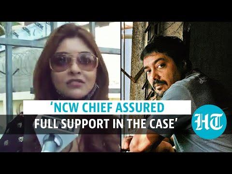 'Anurag Kashyap has a mafia type of an image': Payal Ghosh meets NCW Chief