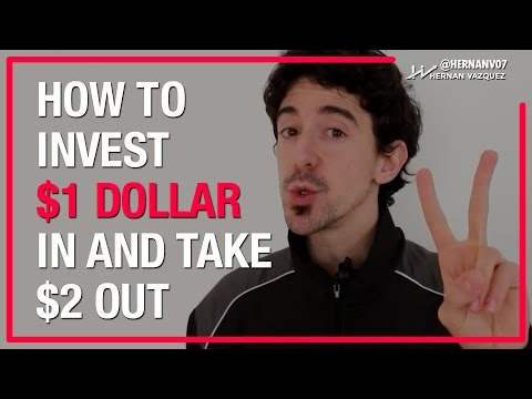 How to Invest $1 And Take $2 From Advertising (200% ROI on Funnels) - Hernan Vazquez