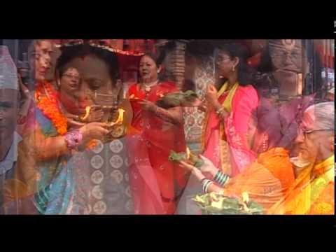 Video Latest Bhajan Om Hara Hara Gange by Ananda Karki download in MP3, 3GP, MP4, WEBM, AVI, FLV January 2017