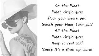 Lady Gaga -  Grigio Girls Lyrics