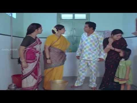 Attintlo Adde Mogudu Movie || Y Vijaya Harassing Her Daughter in law Sentiment Scene