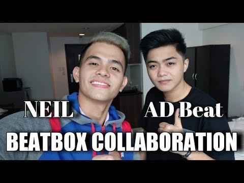 AD BEAT & NEIL | 1st Beatbox Collaboration