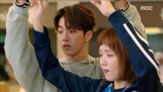 Video [Weightlifting Fairy Kim Bok Ju] 역도요정 김복주 ep.04 Lee Sung-kyung vs Nam Joo-hyuk 20161124 MP3, 3GP, MP4, WEBM, AVI, FLV Januari 2018
