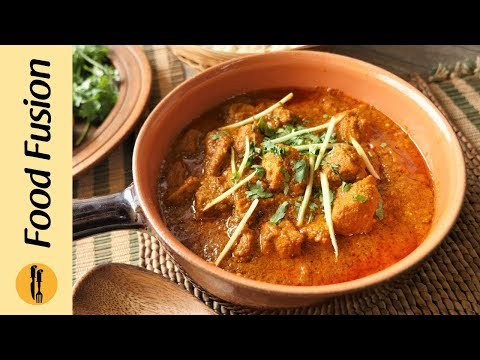 Chicken Tikka Handi Recipe By Food Fusion