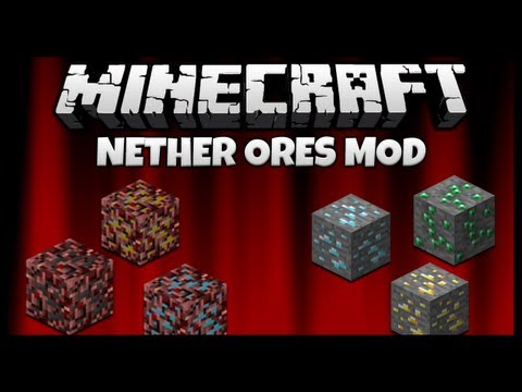 More Ores In The Nether! ||