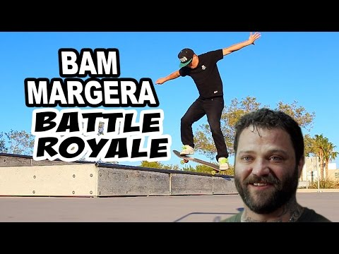 BAM MARGERA TRICK BATTLE ROYALE