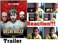 DELHI BELLY Trailer reaction review   Imran Khan, Vir Das