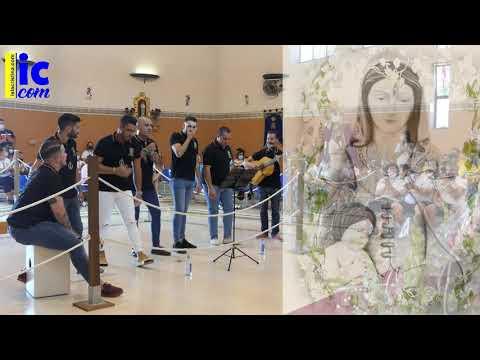 SIEMPRE CONTIGO canta a la Vírgen del Mar de Punta del Caimán en su Festividad