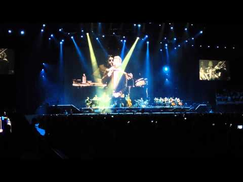Michael Buble live at the O2 London 2013