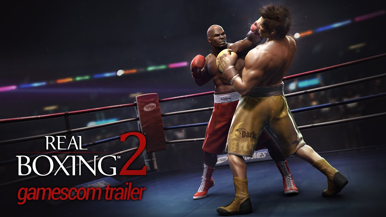 Real Boxing 2 CREED Apk Mod Data یاری بۆ ئەندۆرید