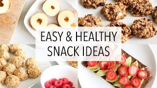 """★ Full recipes (with calorie breakdown): http://liezljayne.com/easy-healthy-snack-ideas-that-youll-love/★ MY WEIGHT LOSS GUIDE & MEAL PLAN: http://guides.liezljayne.com/guides/★ FREE 3 DAY EATING PLAN: http://guides.liezljayne.com/3-day-eating-plan/*This Video is NOT Sponsored. All opinions are my own.----------------------------------------------------------------------------------★ My Links:BLOG: http://liezljayne.com/INSTAGRAM: https://www.instagram.com/liezljayne/FACEBOOK: https://www.facebook.com/liezljayne.blogTWITTER: https://twitter.com/liezljaynePINTEREST: https://pinterest.com/liezljayne/★ Check out my weight-loss guide & meal plan: http://guides.liezljayne.com/guides/★ FREE downloads on my blog: http://guides.liezljayne.com/free/---------------------------------------------------------------------★ More healthy snack ideas you'll love:12 Easy Healthy Snack Ideas Every Girl Should Know: http://liezljayne.com/12-easy-healthy-snacks-that-every-girl-should-know/3 Ingredient Healthy Peanut Butter Cookies: https://www.youtube.com/watch?v=QaeBZ1nPgd0&t=64s4 Ingredient Healthy Chocolate Brownies: https://www.youtube.com/watch?v=ZkG1WICdVwU&t=22sHealthy one-serve French fries: http://liezljayne.com/the-french-fry-diet-why-you-need-to-try-this-recipe/Easy oat & nut cluster cookies: http://liezljayne.com/easy-oat-nut-cluster-cookies-gluten-free-dairy-free-sugar-free/Crunchy Peanut Butter Granola: http://liezljayne.com/crunchy-peanut-butter-granola-gluten-free-sugar-free/Cacao, Almond & Goji Energy Bites: http://liezljayne.com/cacao-almond-goji-energy-bites/Balsamic Roasted Chickpeas: http://liezljayne.com/balsamic-roasted-chickpeas/3 Ingredient Healthy Chocolate: http://liezljayne.com/video-3-ingredient-healthy-weight-loss-chocolate-recipe-sugar-free-dairy-free/----------------------------------------------------------------------------------------★ My """"WHAT I EAT IN A DAY TO LOSE WEIGHT"""" Series:What I eat (DAY 1): https://www.youtube.com/watch?v=7chUi3RYpwMWhat I e"""