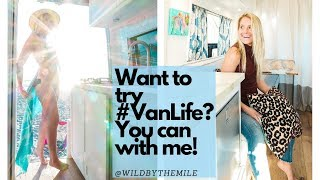 Video WANT TO TRY #VANLIFE? NOW IS YOUR CHANCE! MP3, 3GP, MP4, WEBM, AVI, FLV Maret 2019