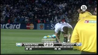 Download Video PENALES ARGENTINA - URUGUAY, PERDIO ARGENTINA :) MP3 3GP MP4
