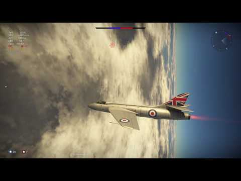 Highest Recorded Jet Speed: War Thunder