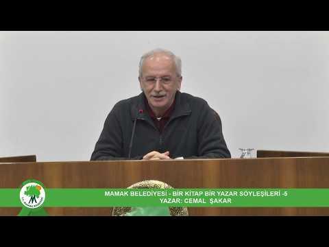 Mamak Belediyesi - Bir Yazar Bir Kitap - 10.1.2020
