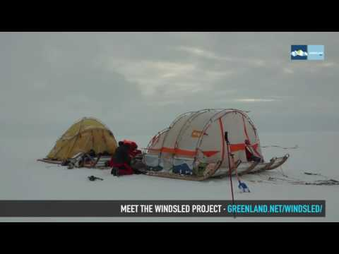 The Inuit WindSled Project
