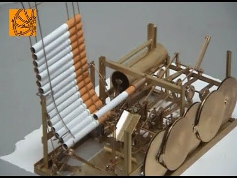 machine - Smoking Machine by Kristoffer Myskja http://kristoffermyskja.com/ We have official permission from the author for the video. NEW VIDEO EVERY FRIDAY! Subscrib...